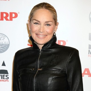 Sharon Stone in AARP's 11th Annual Movies for Grownups Awards