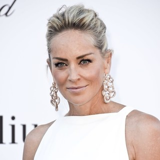 Sharon Stone in 66th Cannes Film Festival - amfAR's 20th Annual Cinema Against AIDS - Arrivals - sharon-stone-amfar-s-20th-annual-cinema-against-aids-02