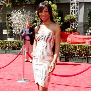 Shaun Robinson in The 2011 ESPY Awards