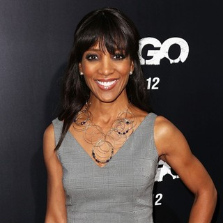Shaun Robinson in Argo - Los Angeles Premiere