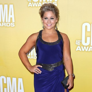 Shawn Johnson in 46th Annual CMA Awards