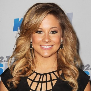 Shawn Johnson in KIIS FM's Jingle Ball 2012 - Arrivals