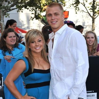 Shawn Johnson in 2010 Los Angeles Film Festival - Premiere of The Twilight Saga's Eclipse - Arrivals