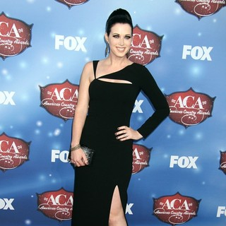 Shawna Thompson, Thompson Square in 2013 American Country Awards - Arrivals