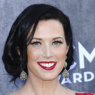 Shawna Thompson, Thompson Square in 49th Annual Academy of Country Music Awards - Arrivals