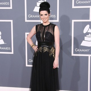 Shawna Thompson, Thompson Square in 54th Annual GRAMMY Awards - Arrivals