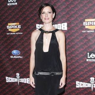 Shawnee Smith in Spike TV's Scream 2008 Awards - shawnee-smith-scream-2008-awards-01