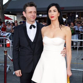 Michael Sheen, Sarah Silverman in Universal Pictures and MRC World Premiere A Million Ways to Die in the West