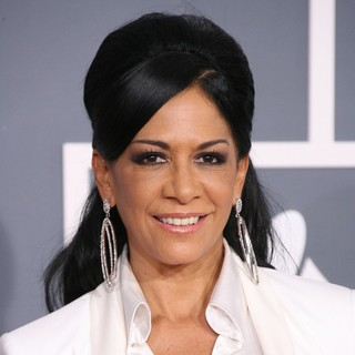 Sheila E. in 54th Annual GRAMMY Awards - Arrivals