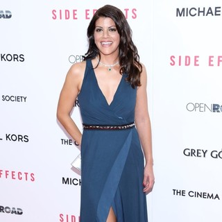 Sheila Tapia in New York Premiere of Side Effects