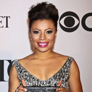 Shelita Grant in The 67th Annual Tony Awards - Arrivals
