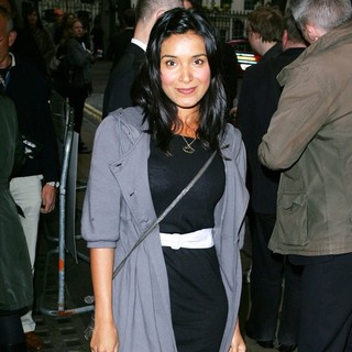 Shelley Conn in World Premiere of The Take - Arrivals