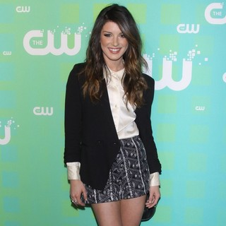 Shenae Grimes in 2012 The CW Upfront Presentation