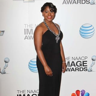 Shenell Edmonds in The 44th NAACP Image Awards