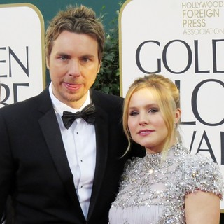 Kristen Bell in 70th Annual Golden Globe Awards - Arrivals - shepard-bell-70th-annual-golden-globe-awards-04