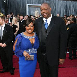 Sherri Shepherd, Lamar Sally in 84th Annual Academy Awards - Arrivals