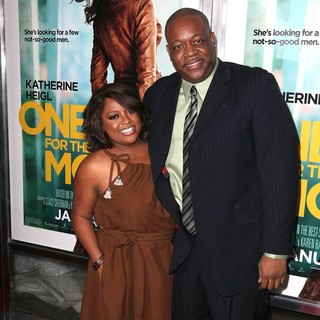 Sherri Shepherd, Lamar Sally in The One for the Money Premiere