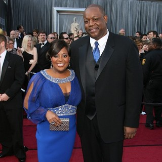 Sherri Shepherd, Jeff Tarpley in 84th Annual Academy Awards - Arrivals