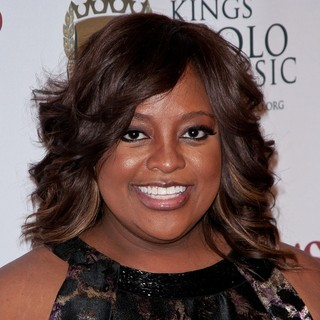 Sherri Shepherd in Maksim Chmerkovskiy and Friends Birthday Ballroom Bash