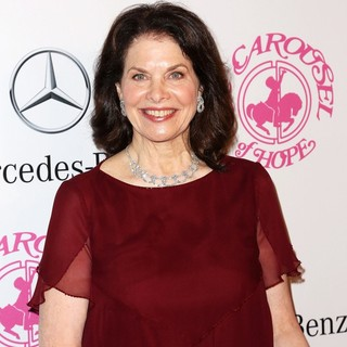 Sherry Lansing in 26th Anniversary Carousel of Hope Ball - Presented by Mercedes-Benz - Arrivals