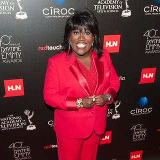 Sheryl Underwood in The 40th Annual Daytime Emmy Awards - Arrivals