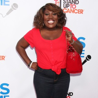 Sheryl Underwood in CBS After Dark A Evening of Laughter Benefiting Stand Up to Cancer