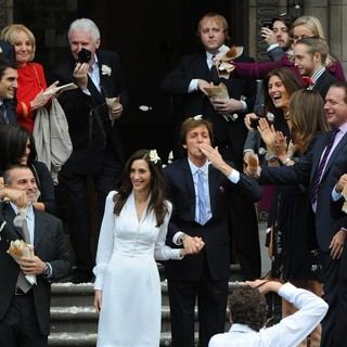 Nancy Shevell, Paul McCartney in The Wedding of Paul McCartney and Nancy Shevell