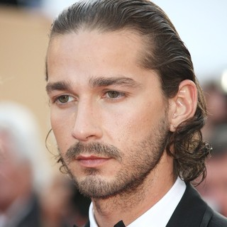 Shia LaBeouf in Lawless Premiere - During The 65th Annual Cannes Film Festival