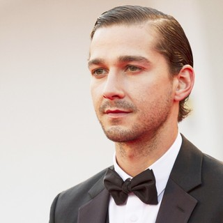 Shia LaBeouf in The 69th Venice Film Festival - The Company You Keep - Premiere - Red Carpet