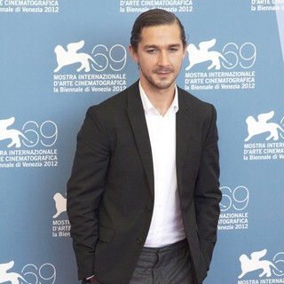 Shia LaBeouf in The 69th Venice Film Festival - The Company You Keep - Photocall