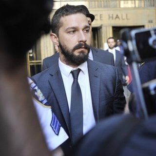 Shia LaBeouf in Shia LaBeouf After Pleading Guilty to Disorderly Conduct