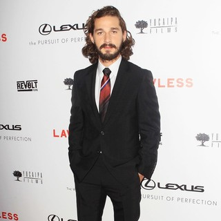 Shia LaBeouf in The Premiere of Lawless