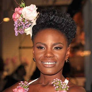 Shingai Shoniwa, The Noisettes in The Twilight Saga's Breaking Dawn Part I UK Film Premiere - Arrivals