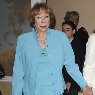 Shirley MacLaine in The Guild of Big Brothers Big Sisters of Los Angeles Presents Accessories for Success
