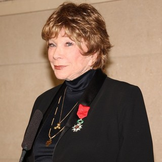 Shirley MacLaine will be a new