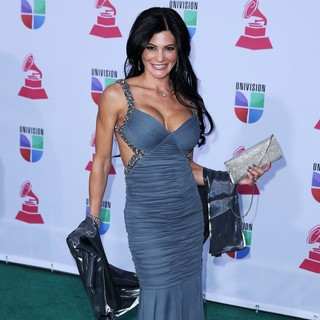 Shirley Pineiro in 13th Annual Latin Grammy Awards - Arrivals
