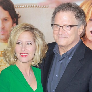 Kimberly Shlain, Albert Brooks in This Is 40 - Los Angeles Premiere - Arrivals