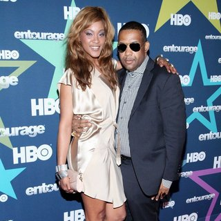 Shontelle - Final Season Premiere of HBO's Entourage