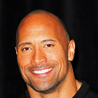 The Rock in ShoWest 2010 - CBS Films introduces upcoming films