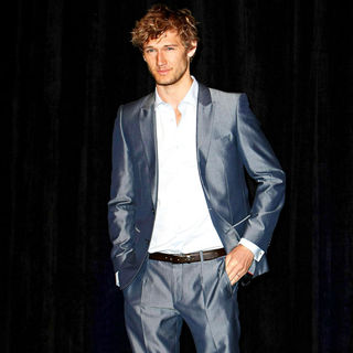Alex Pettyfer in ShoWest 2010 - CBS Films introduces upcoming films