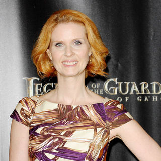 Cynthia Nixon in ShoWest 2010 - Warner Brothers Pictures' 'Big Picture 2010'