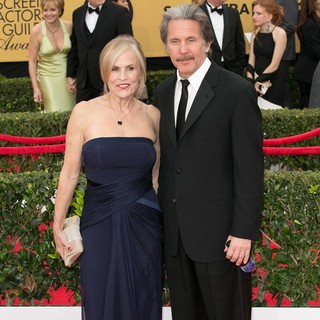 Teddi Siddall, Gary Cole in 21st Annual SAG Awards - Arrivals