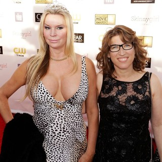 Jackie Siegel, Lauren Greenfield in 18th Annual Critics' Choice Movie Awards