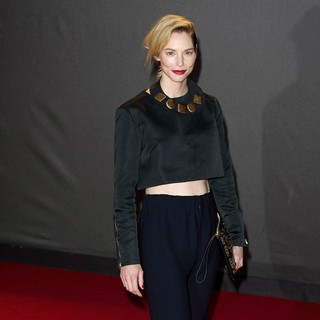 Sienna Guillory in The 2013 British Fashion Awards - Arrivals