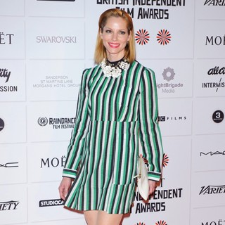 Sienna Guillory in British Independent Film Awards 2012 - Arrivals - sienna-guillory-british-independent-film-awards-2012-01