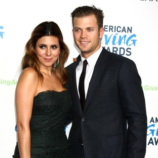 Jamie-Lynn Sigler, Cutter Dykstra in 2nd Annual American Giving Awards - Arrivals