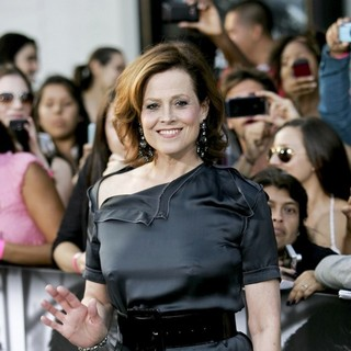 Sigourney Weaver in The Premiere of Abduction - Arrivals
