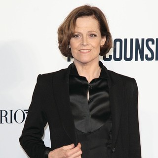 Sigourney Weaver in The Counselor Special Screening
