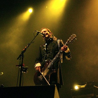 Sigur Ros Performing at The Heineken Music Hall