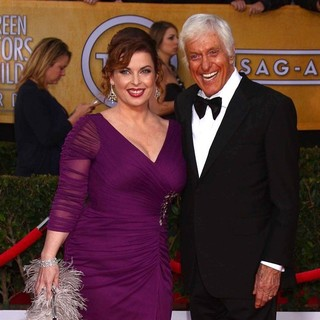 Arlene Silver, Dick Van Dyke in 19th Annual Screen Actors Guild Awards - Arrivals